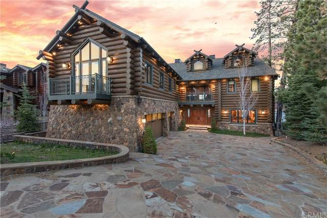 663 Cove Drive, Big Bear, CA 92315 (#PW21203775) :: The Marelly Group   Sentry Residential