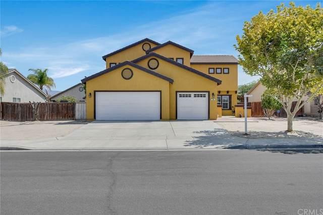 239 Nightfall Road, San Jacinto, CA 92582 (#SW21200277) :: RE/MAX Empire Properties