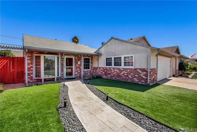 14704 Bodger Avenue, Hawthorne, CA 90250 (#PW21195677) :: Frank Kenny Real Estate Team