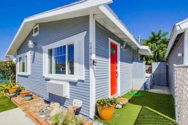 3809 Cherokee Avenue, San Diego, CA 92104 (#PTP2106541) :: Corcoran Global Living