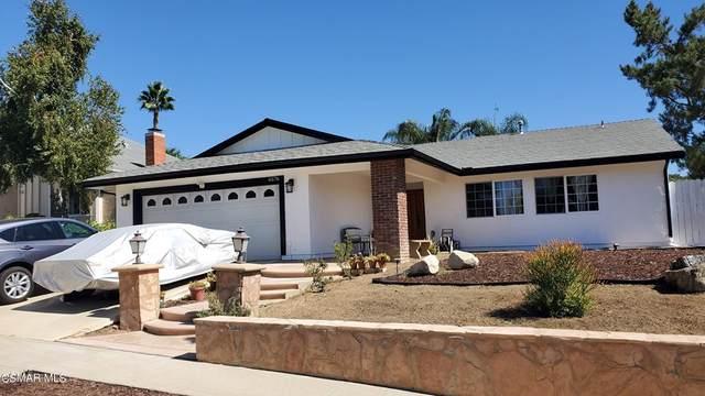 6576 Joshua Street, Oak Park, CA 91377 (#221005062) :: Steele Canyon Realty