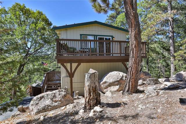 26585 Placer Lane, Lake Arrowhead, CA 92352 (#IV21203833) :: The Marelly Group | Sentry Residential