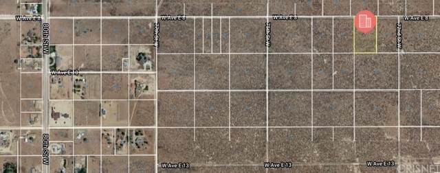 0 Vac/Ave E8/Vic 73 Stw, Lancaster, CA 93536 (#SR21203746) :: The Houston Team | Compass