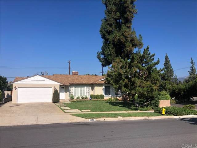 1347 Sierra View Drive, Glendora, CA 91740 (#CV21203732) :: Robyn Icenhower & Associates
