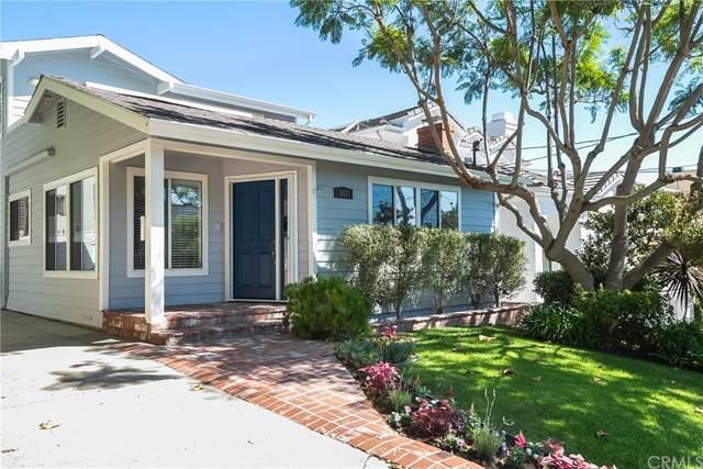 857 11th Street, Manhattan Beach, CA 90266 (#SB21201775) :: Corcoran Global Living