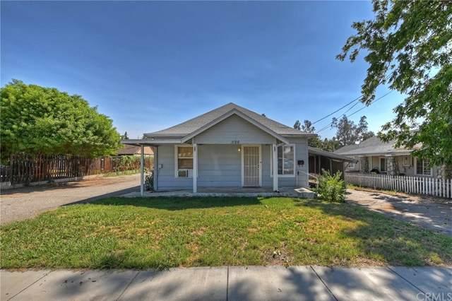 1124 E Central Avenue, Redlands, CA 92374 (#EV21200553) :: RE/MAX Empire Properties