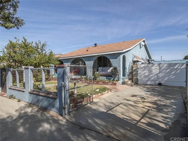 10422 Kewen Avenue, Pacoima, CA 91331 (#SR21203441) :: Steele Canyon Realty