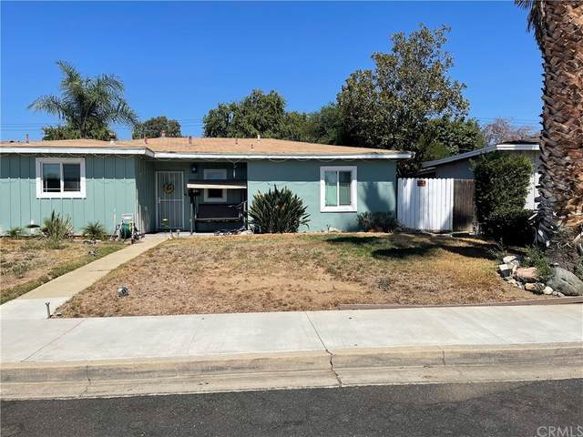 283 Canfield Avenue, Pomona, CA 91767 (#CV21202600) :: The Marelly Group | Sentry Residential
