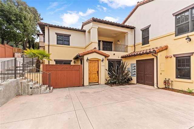 1075 Ella Street #3, San Luis Obispo, CA 93401 (#SC21195575) :: Swack Real Estate Group | Keller Williams Realty Central Coast