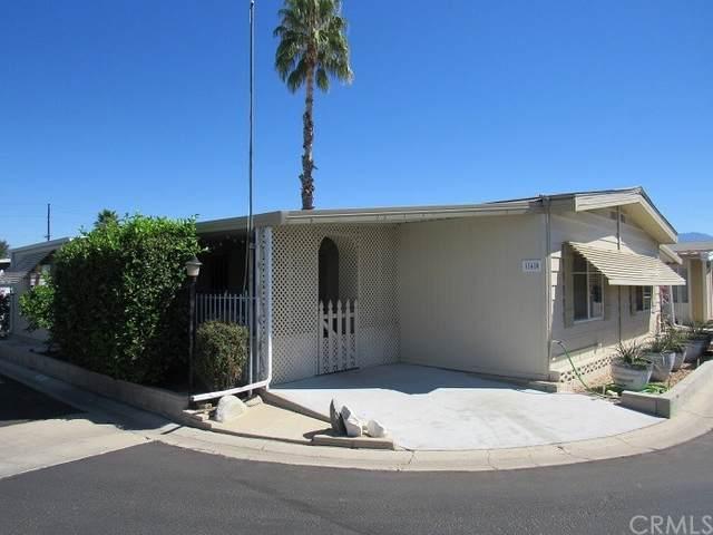 601 N Kirby Street #140, Hemet, CA 92545 (#SW21203952) :: The Marelly Group | Sentry Residential