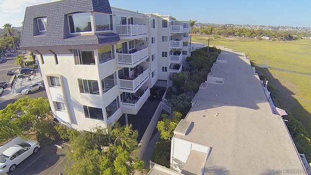 4015 Crown Point #105, San Diego, CA 92109 (#210026245) :: Jett Real Estate Group