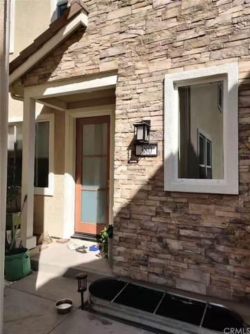380 Chorus, Irvine, CA 92618 (#CV21203297) :: Latrice Deluna Homes
