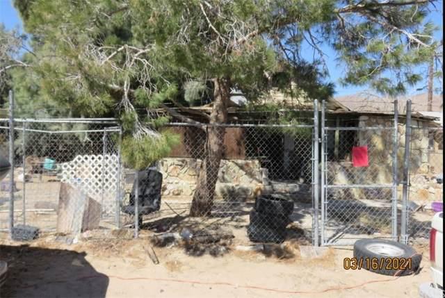 507 Gleason Street, Yermo, CA 92398 (#DW21204004) :: Swack Real Estate Group | Keller Williams Realty Central Coast