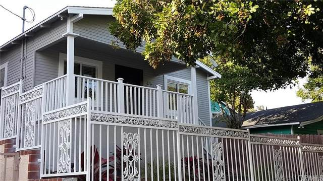 670 W 2nd Street, San Pedro, CA 90731 (#PW21203316) :: The Costantino Group | Cal American Homes and Realty