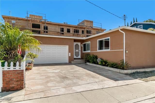 2100 Carnegie Lane, Redondo Beach, CA 90278 (#SB21203957) :: Millman Team