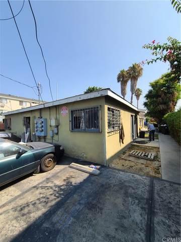 1668 W 2nd Street, Los Angeles (City), CA 90026 (#OC21194399) :: Zen Ziejewski and Team
