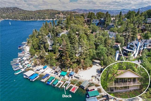 28736 Palisades Drive, Lake Arrowhead, CA 92352 (#EV21203149) :: The Marelly Group | Sentry Residential
