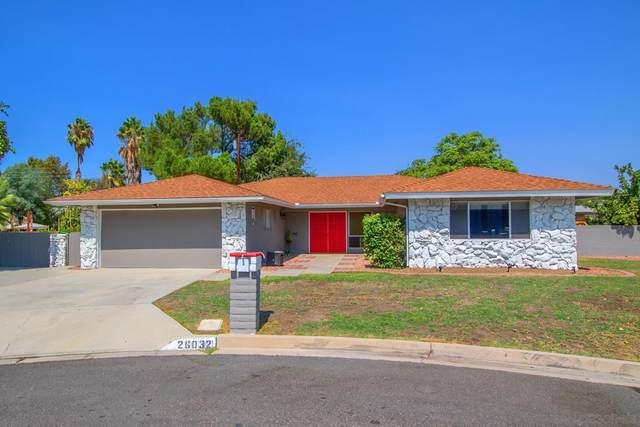 26032 Amy Lane, Hemet, CA 92544 (#210026249) :: Steele Canyon Realty