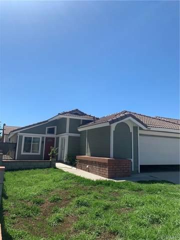 11964 Oakwood Drive, Fontana, CA 92337 (#CV21202952) :: Corcoran Global Living