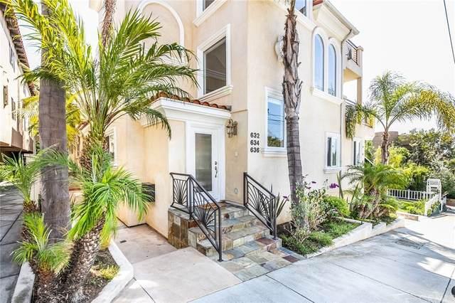 632 9th Street, Hermosa Beach, CA 90254 (#SB21202376) :: Wendy Rich-Soto and Associates