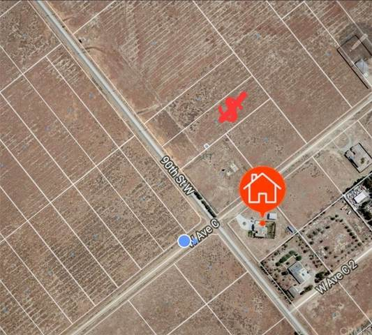 0 Ave C W Vac/Ave C/Vic 90 Stw, Lancaster, CA 93536 (#IV21203902) :: The Houston Team | Compass