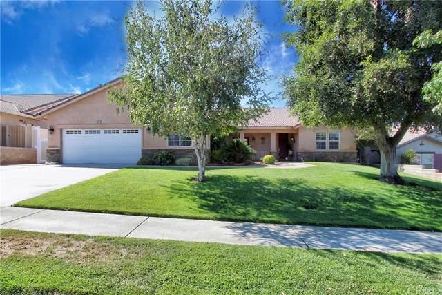 35677 Oak Creek Drive, Yucaipa, CA 92399 (#EV21204115) :: RE/MAX Empire Properties