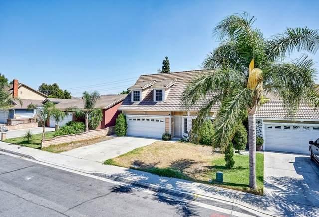 14055 El Camino Place, Fontana, CA 92337 (#CV21203709) :: Mainstreet Realtors®