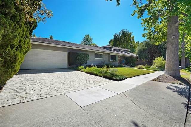 18730 Canasta Street, Tarzana, CA 91356 (#SR21204148) :: Steele Canyon Realty