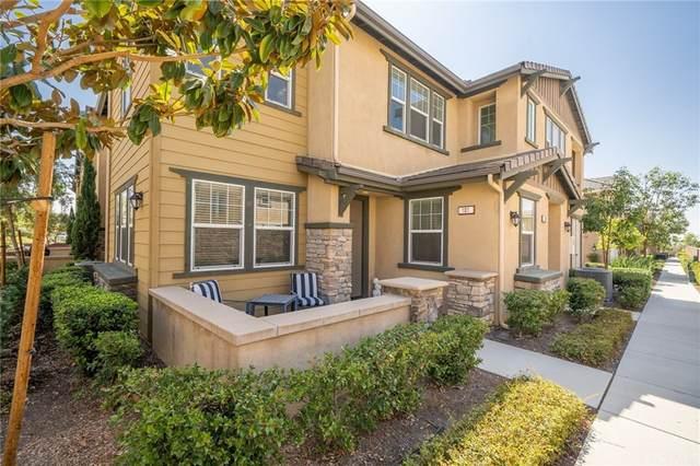 16001 Chase Road #101, Fontana, CA 92336 (#CV21204181) :: Corcoran Global Living