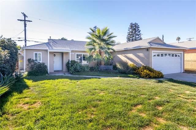 8157 Yarmouth Avenue, Reseda, CA 91335 (#SR21202463) :: Steele Canyon Realty