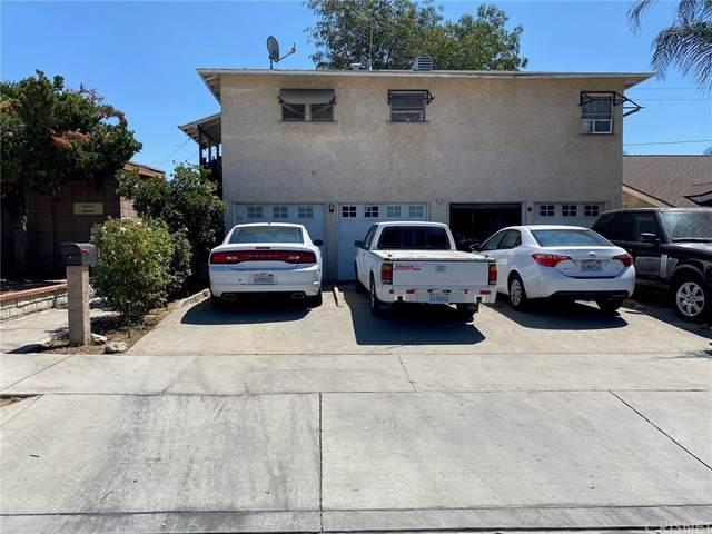 766 Harding, San Fernando, CA 91340 (#SR21204186) :: Compass