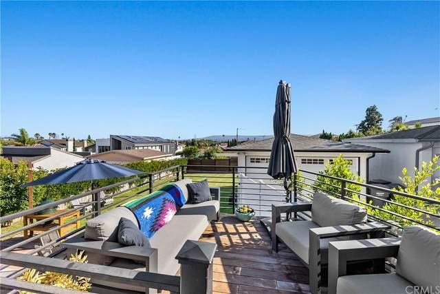 2408 Ives Lane, Redondo Beach, CA 90278 (#SB21202682) :: Millman Team