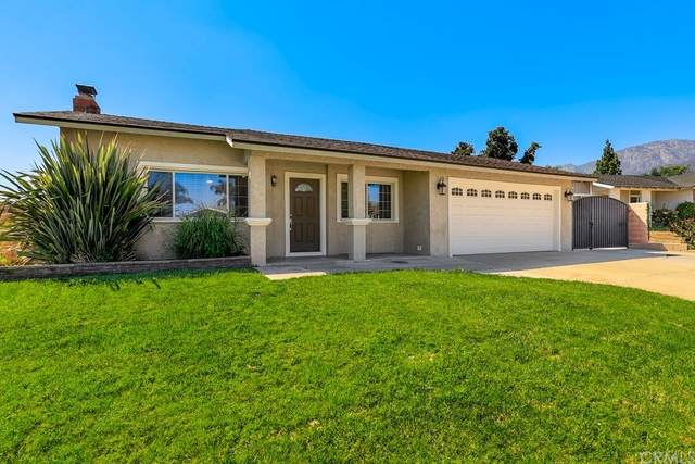 6952 Teak Way, Rancho Cucamonga, CA 91701 (#IV21204237) :: The Marelly Group | Sentry Residential