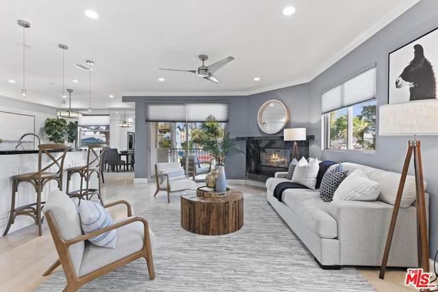 3917 Bentley Avenue, Culver City, CA 90232 (#21784376) :: Pam Spadafore & Associates