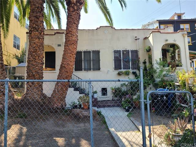 217 Loma Place, Los Angeles (City), CA 90026 (#OC21194385) :: Zen Ziejewski and Team