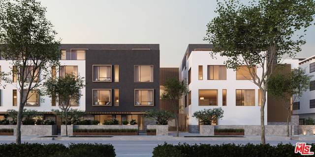 724 N Croft Avenue #106, Los Angeles (City), CA 90069 (MLS #21784390) :: The Zia Group