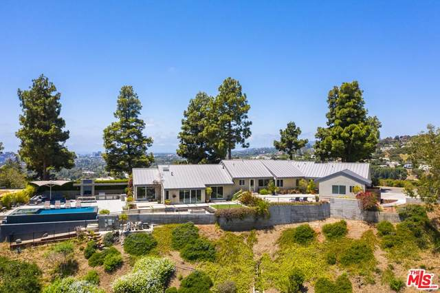1270 Lago Vista Drive, Beverly Hills, CA 90210 (#21783920) :: Steele Canyon Realty