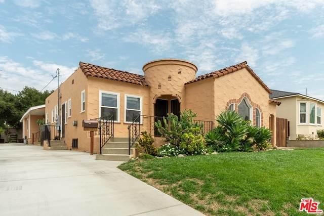 4571 Alumni Avenue, Los Angeles (City), CA 90041 (#21784238) :: Jett Real Estate Group