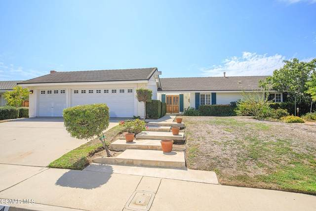 244 Windsong Street, Thousand Oaks, CA 91360 (#221005072) :: Latrice Deluna Homes