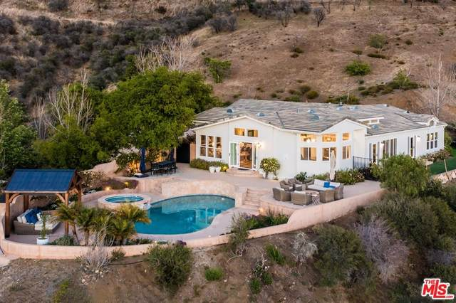 33310 Hassted Drive, Malibu, CA 90265 (MLS #21784252) :: The Zia Group