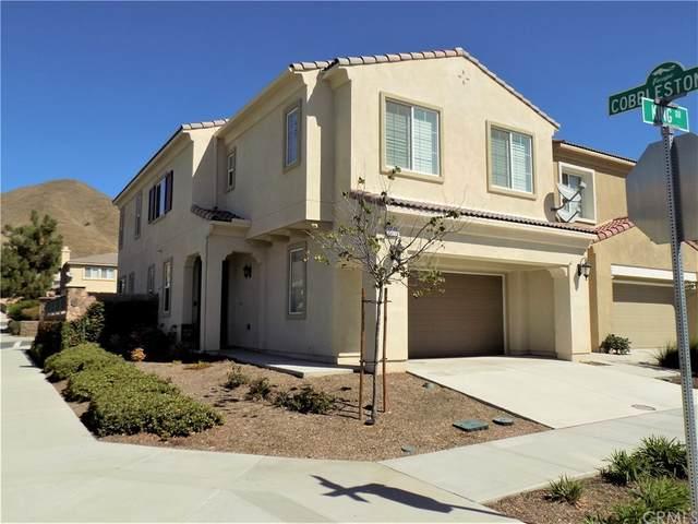 33772 King Drive, Yucaipa, CA 92399 (#IG21204255) :: RE/MAX Empire Properties