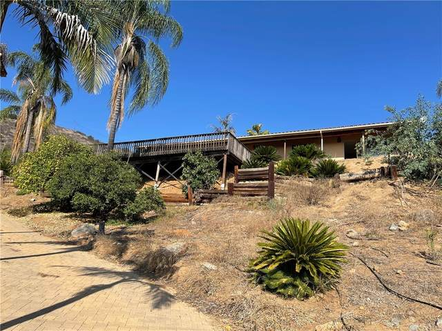3225 Toyon Heights Drive, Fallbrook, CA 92028 (#SW21204282) :: The Marelly Group | Sentry Residential