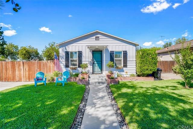 373 S 1st Avenue, Upland, CA 91786 (#PW21204276) :: Corcoran Global Living