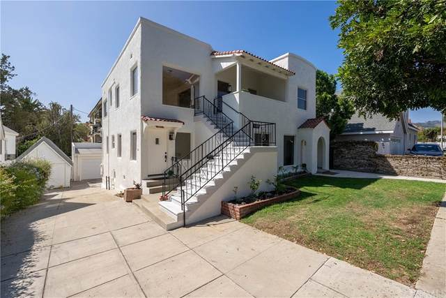 1185 W 10th Street, San Pedro, CA 90731 (#SB21204260) :: Go Gabby