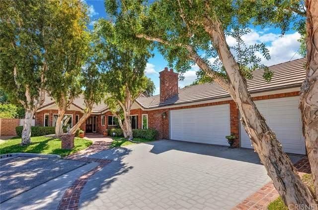 5240 Avenida Hacienda, Tarzana, CA 91356 (#SR21203065) :: Steele Canyon Realty