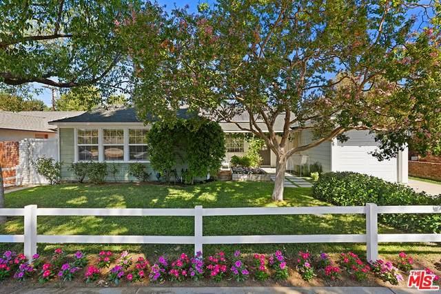 17407 Cohasset Street, Lake Balboa, CA 91406 (#21783966) :: Steele Canyon Realty