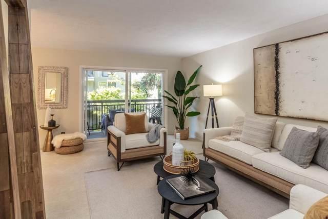 181 Del Medio Avenue #207, Mountain View, CA 94040 (#ML81862859) :: RE/MAX Empire Properties