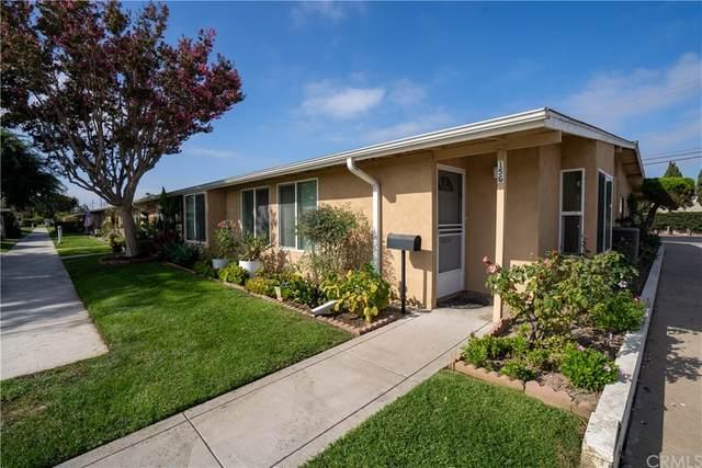 13800 Canoe Brook Drive 15G, Seal Beach, CA 90740 (MLS #PW21179900) :: Desert Area Homes For Sale