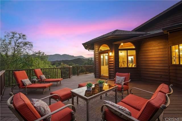 26035 Mulholland Hwy, Calabasas, CA 91302 (#SR21203192) :: Jett Real Estate Group