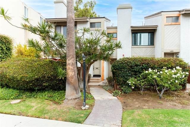211 Ruby Street, Redondo Beach, CA 90277 (#PV21203826) :: Millman Team